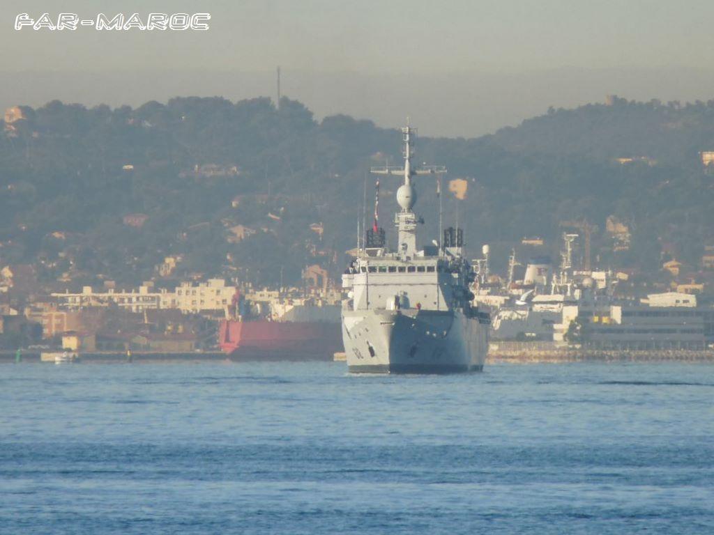 Royal Moroccan Navy Floréal Frigates / Frégates Floréal Marocaines P1060211