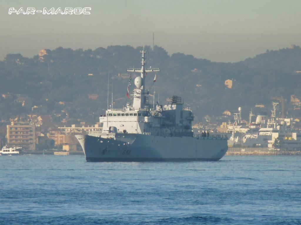Royal Moroccan Navy Floréal Frigates / Frégates Floréal Marocaines P1060212
