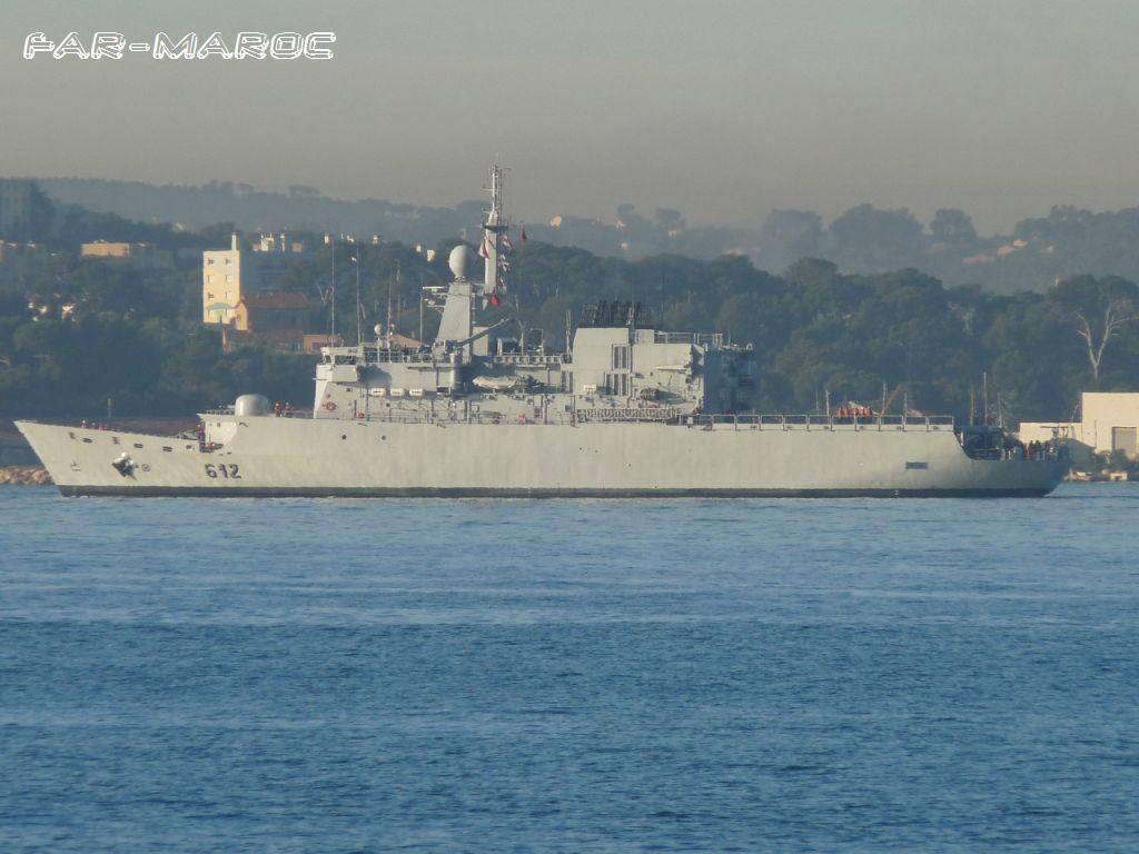 Royal Moroccan Navy Floréal Frigates / Frégates Floréal Marocaines P1060215