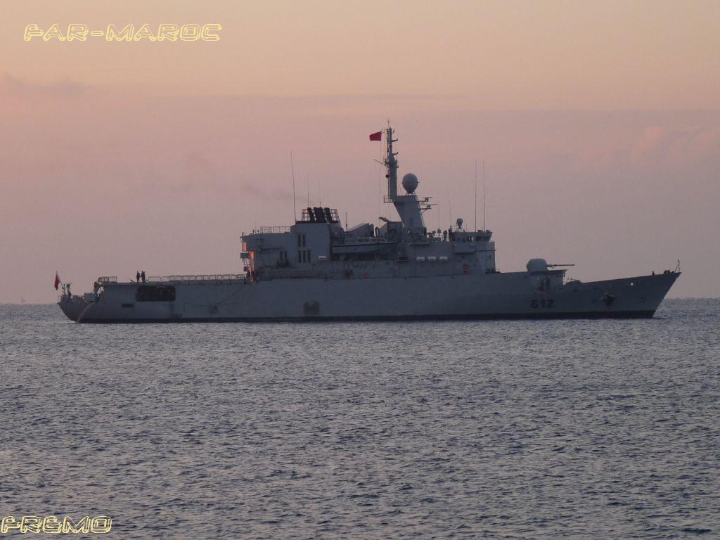 Royal Moroccan Navy Floréal Frigates / Frégates Floréal Marocaines - Page 2 P1060410