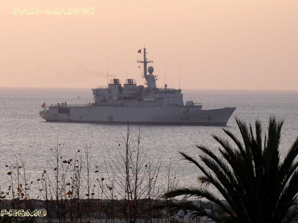 Royal Moroccan Navy Floréal Frigates / Frégates Floréal Marocaines - Page 2 P1060411