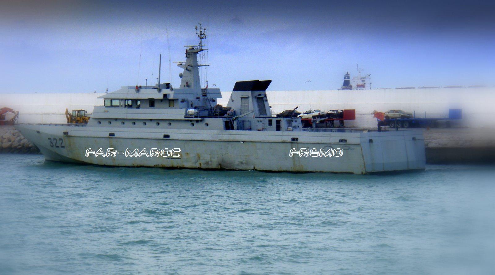 Royal Moroccan Navy Patrol Boats / Patrouilleurs de la Marine Marocaine - Page 2 Pc242410