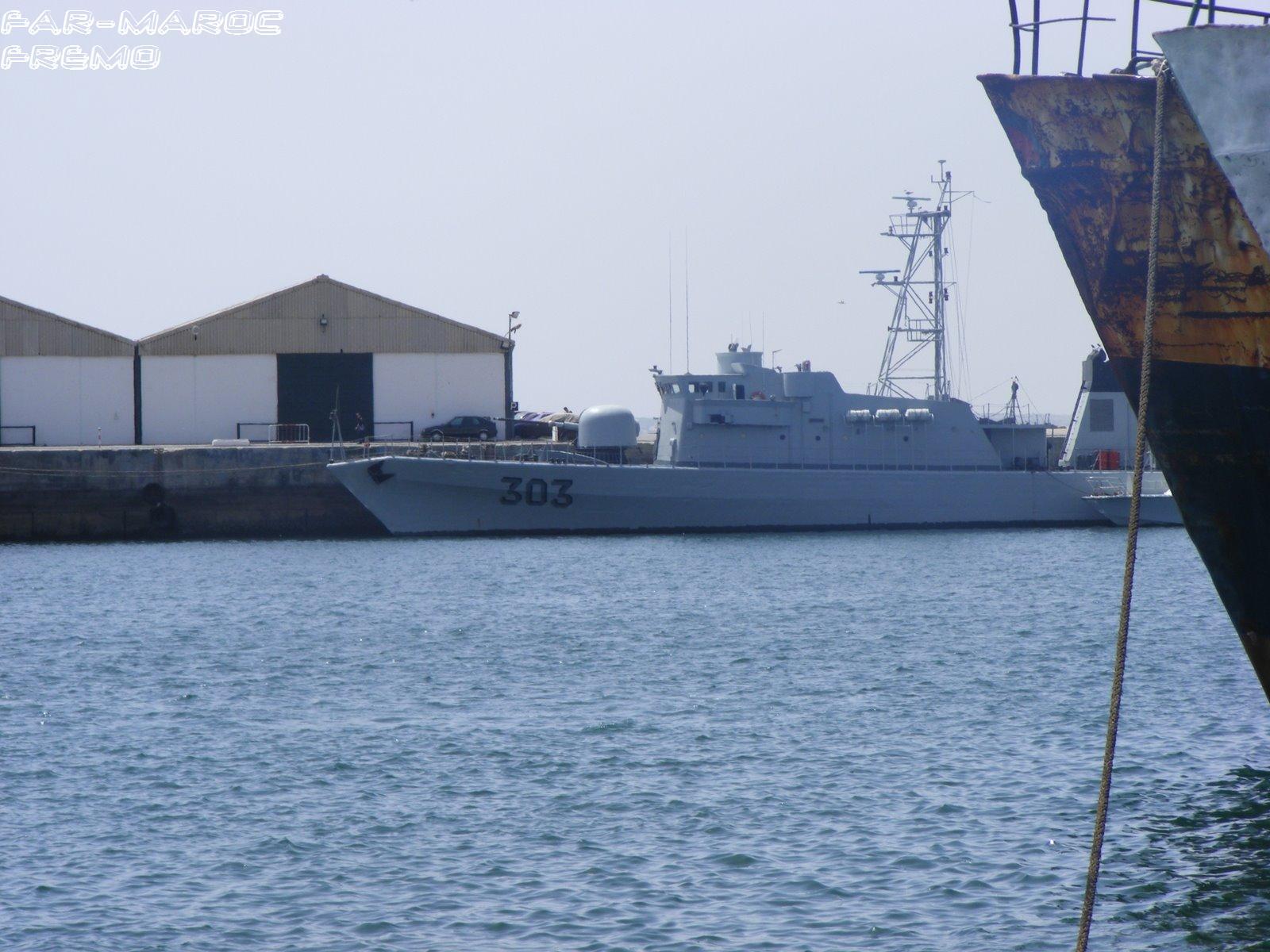 Royal Moroccan Navy Patrol Boats / Patrouilleurs de la Marine Marocaine - Page 2 Photo_13