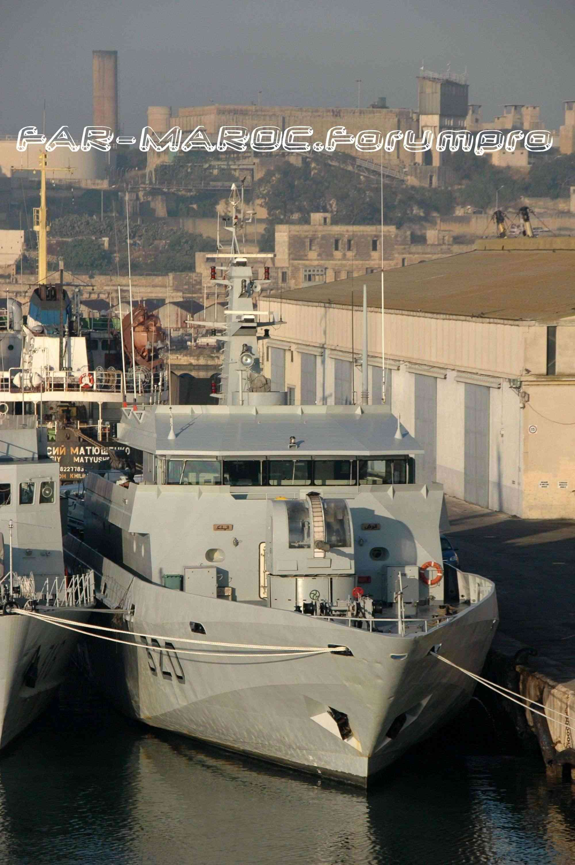 Royal Moroccan Navy Patrol Boats / Patrouilleurs de la Marine Marocaine Shipph10