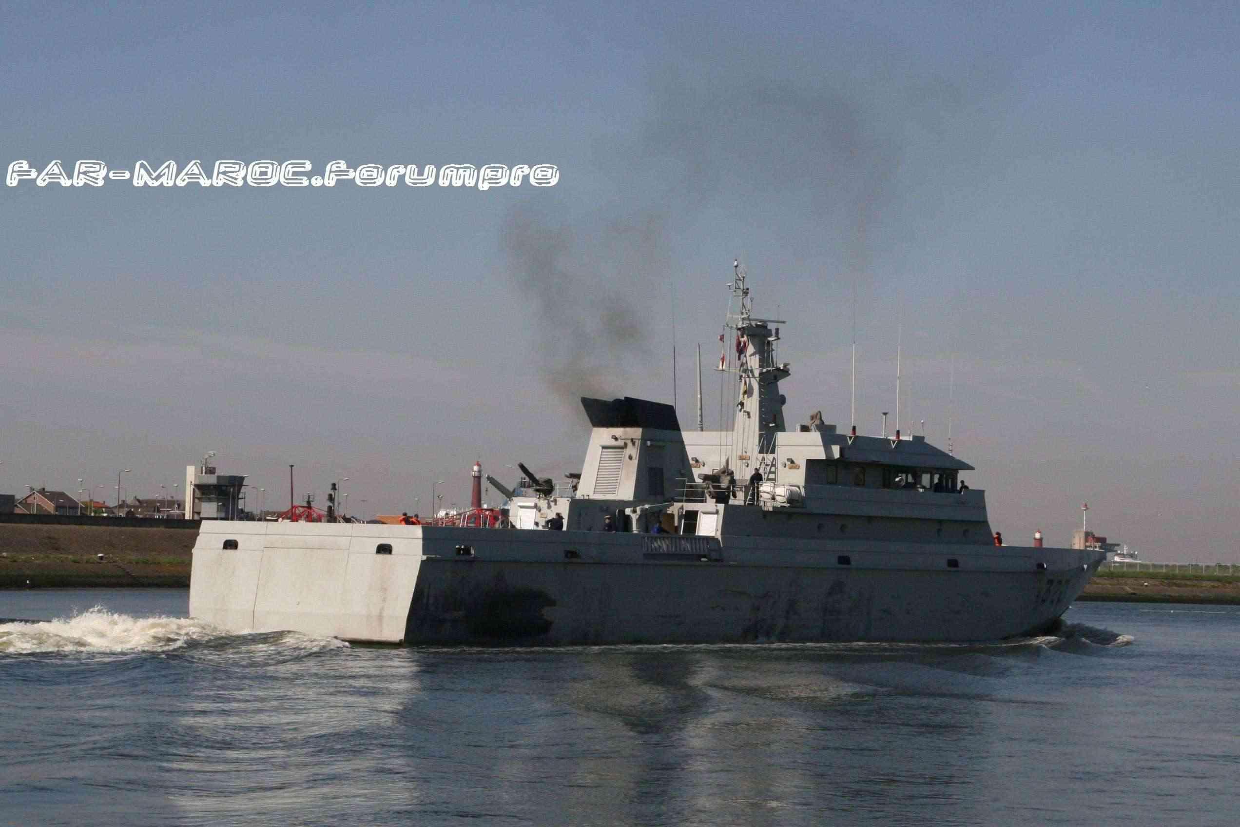 Royal Moroccan Navy Patrol Boats / Patrouilleurs de la Marine Marocaine - Page 2 Shipph12
