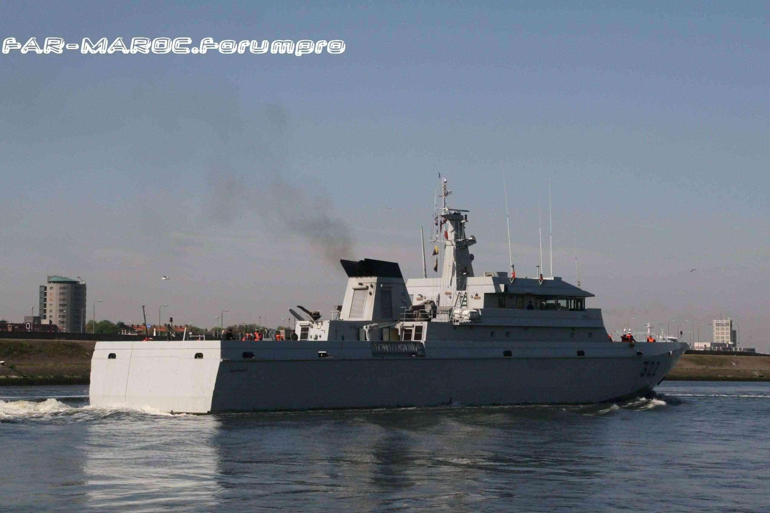 Royal Moroccan Navy Patrol Boats / Patrouilleurs de la Marine Marocaine - Page 2 Shipph14