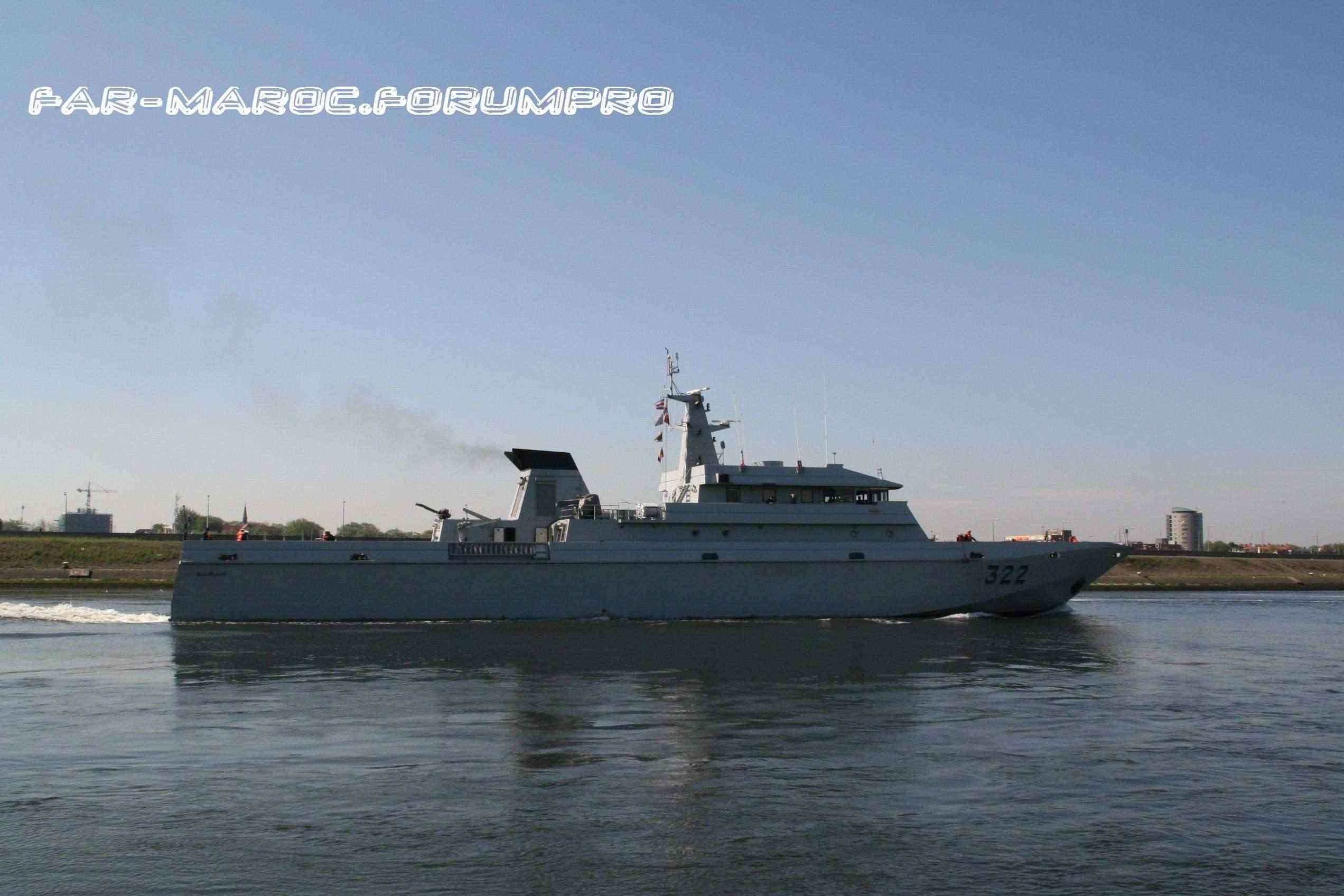 Royal Moroccan Navy Patrol Boats / Patrouilleurs de la Marine Marocaine - Page 2 Shipph15