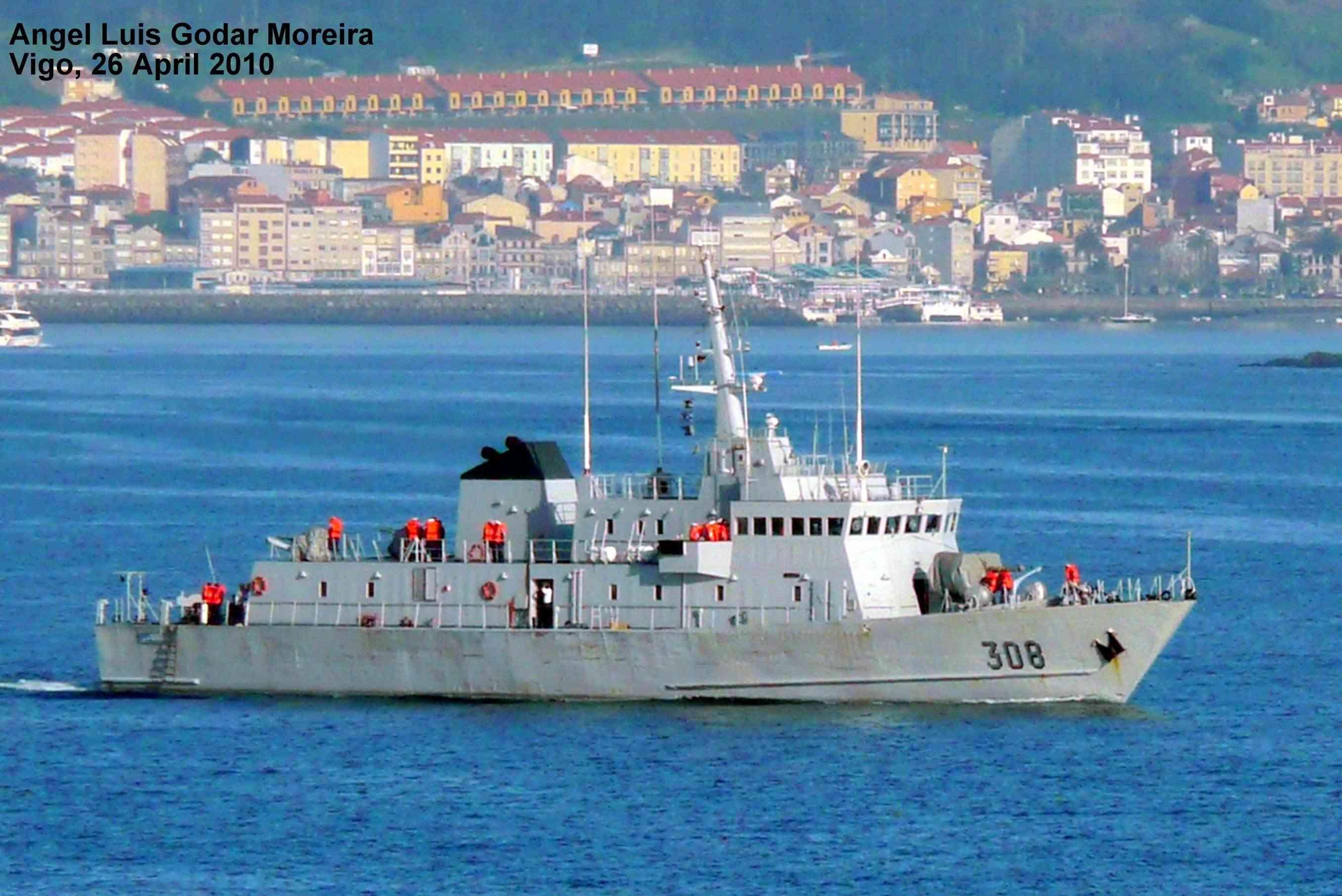 Royal Moroccan Navy Patrol Boats / Patrouilleurs de la Marine Marocaine - Page 2 Shipph16