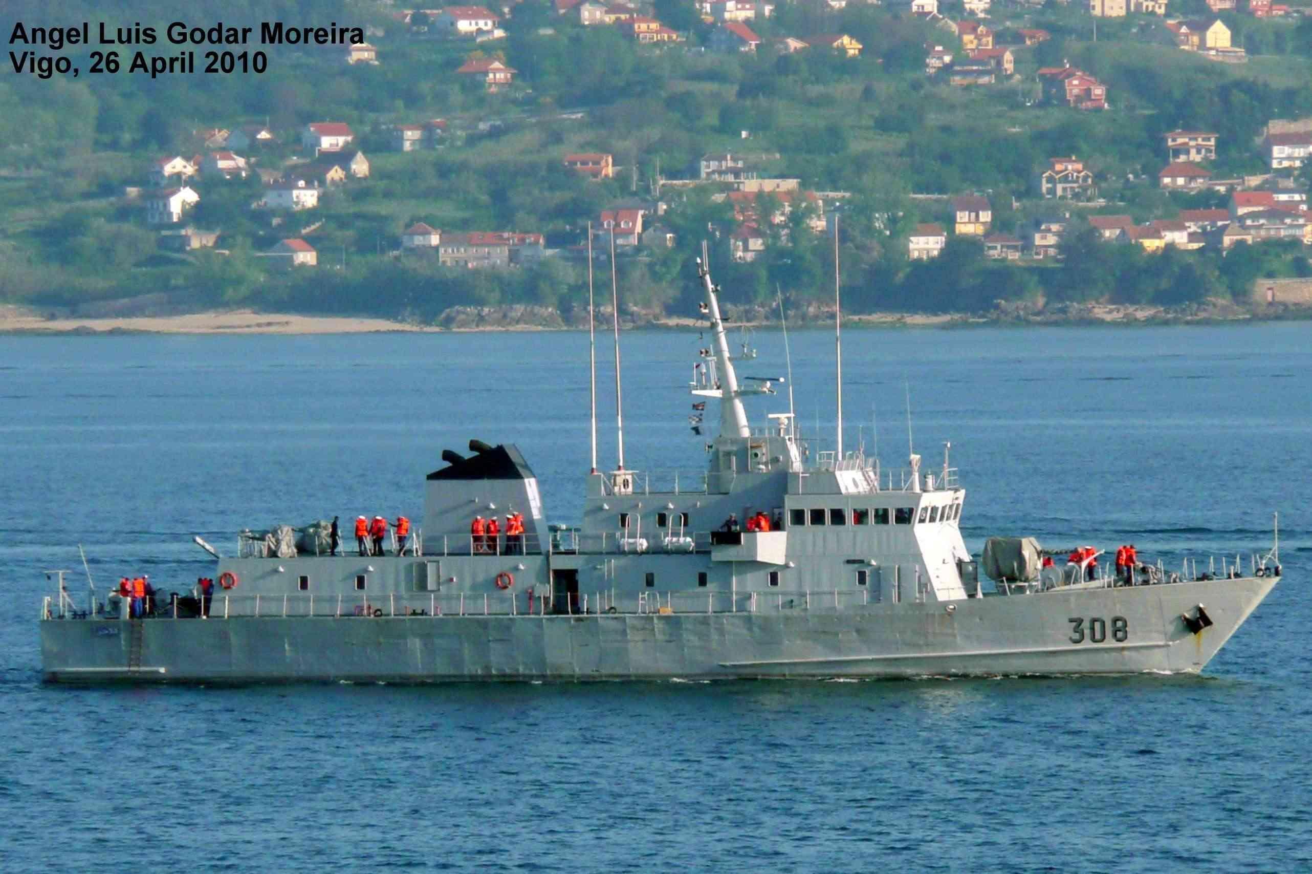Royal Moroccan Navy Patrol Boats / Patrouilleurs de la Marine Marocaine - Page 2 Shipph17