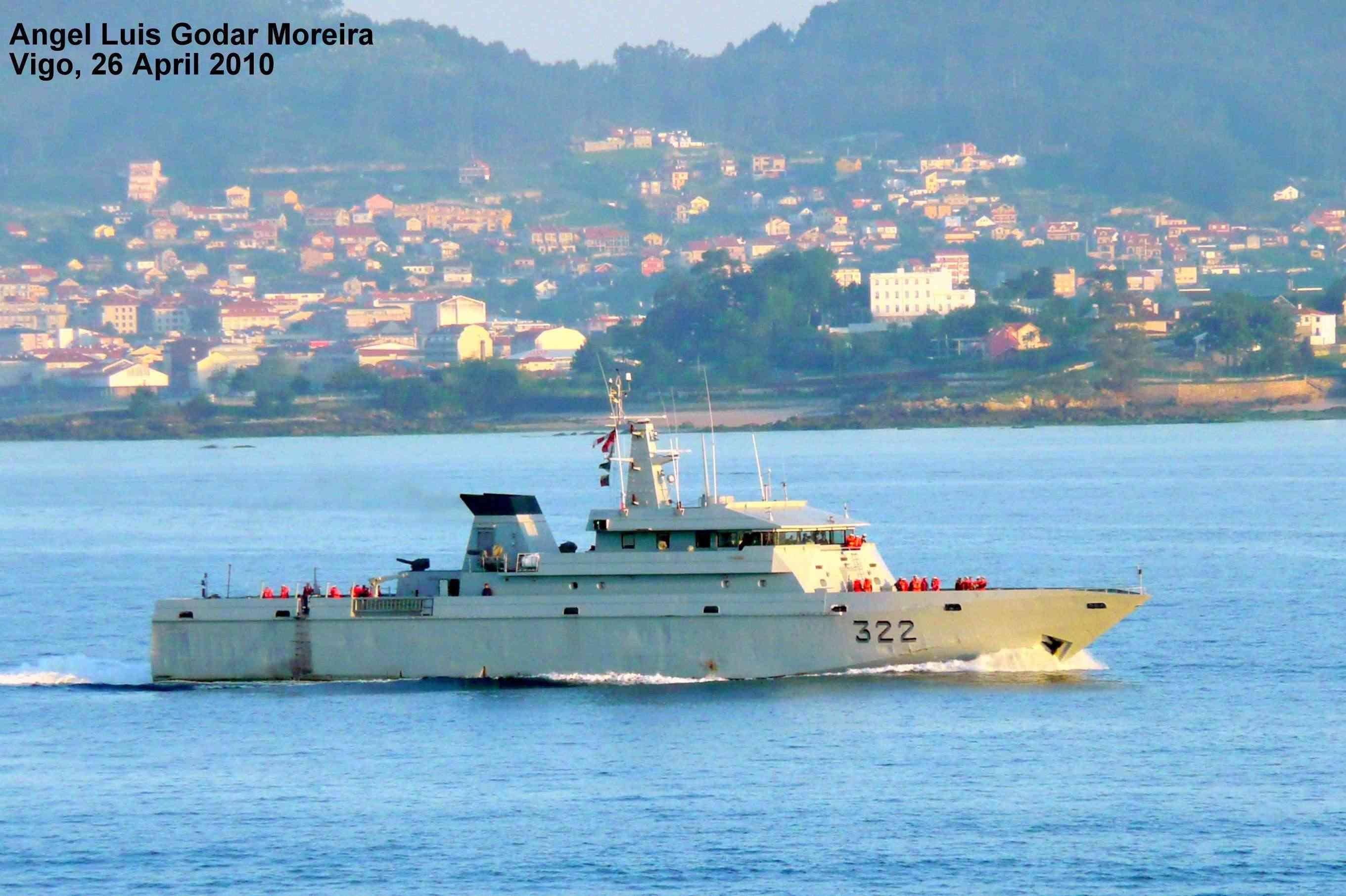 Royal Moroccan Navy Patrol Boats / Patrouilleurs de la Marine Marocaine - Page 2 Shipph18