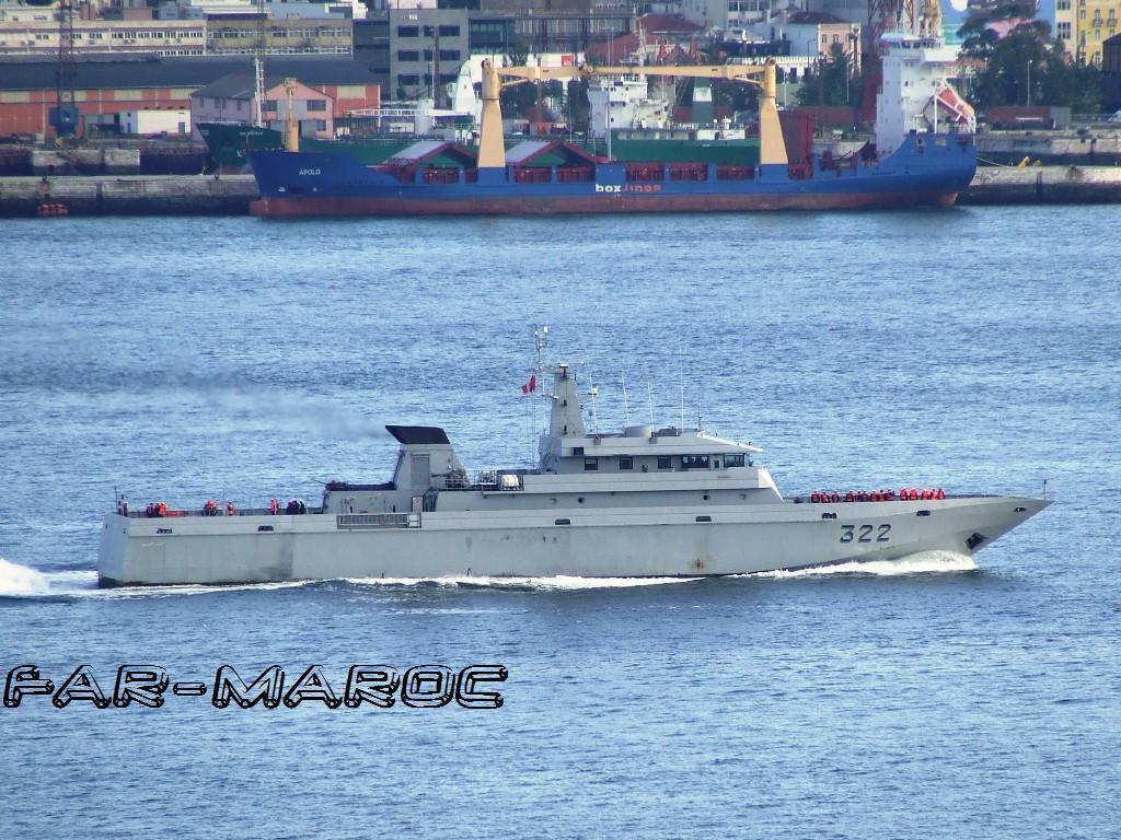Royal Moroccan Navy Patrol Boats / Patrouilleurs de la Marine Marocaine - Page 2 Shipph20