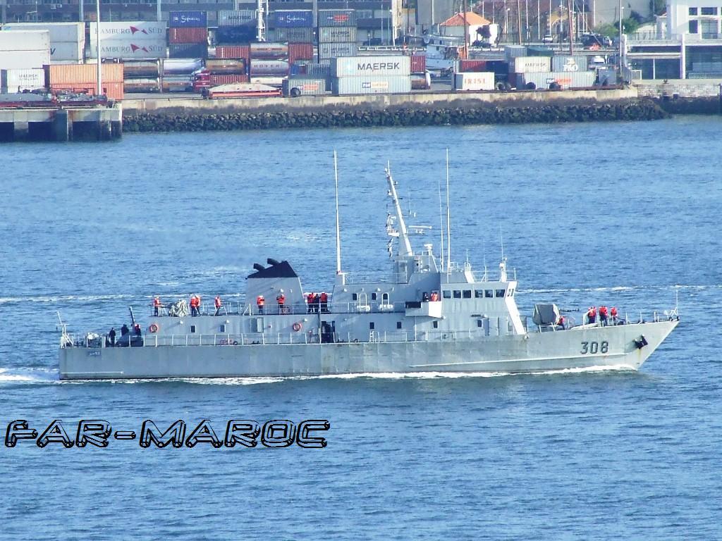 Royal Moroccan Navy Patrol Boats / Patrouilleurs de la Marine Marocaine - Page 2 Shipph21