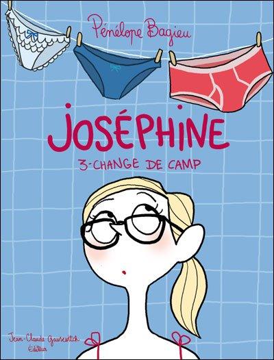 Joséphine - Tome 3: Change de camp [Bagieu, Pénélope] Joseph11