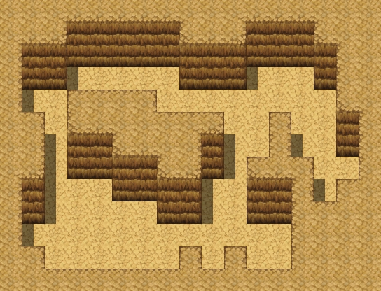 Bien mapper sa grotte, sa mine Murs10