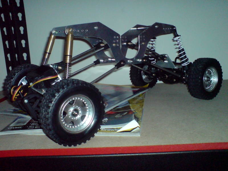 My Home Brew RC Crawler chassis Dsc00010