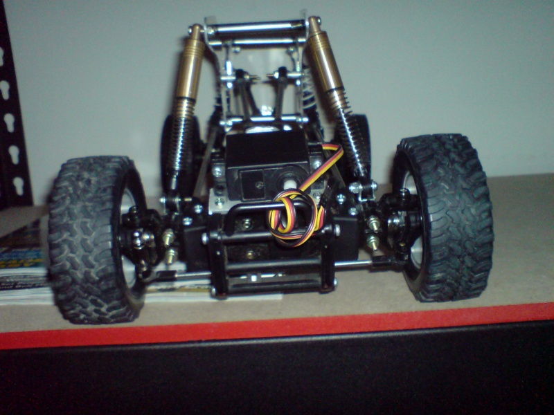 My Home Brew RC Crawler chassis Dsc00011