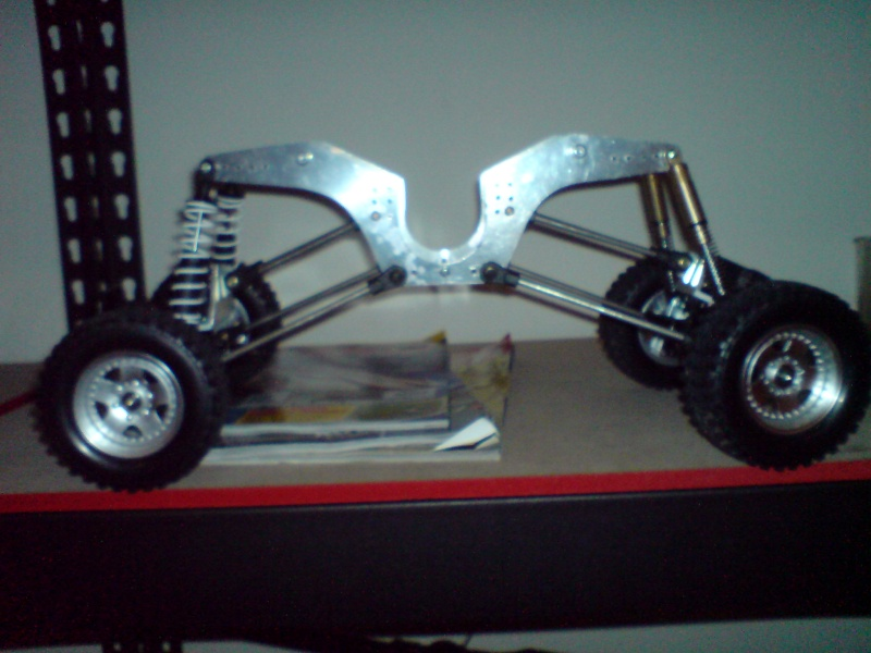 My Home Brew RC Crawler chassis Dsc00012