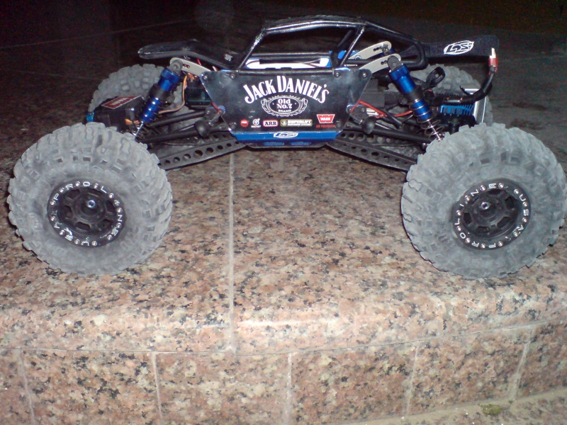 My Home Brew RC Crawler chassis Dsc00016
