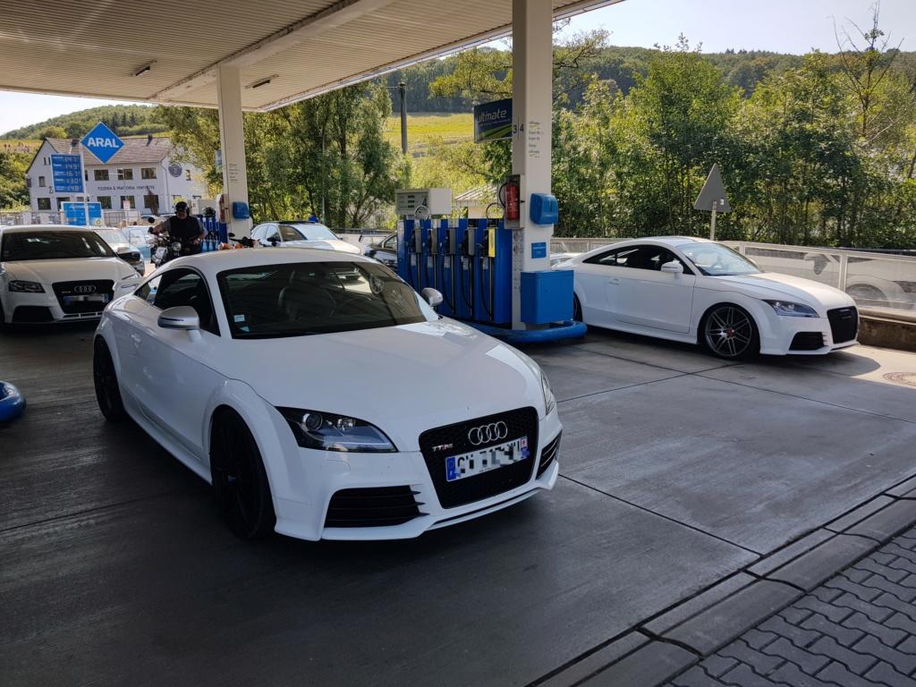 Audi TT RS  20180811