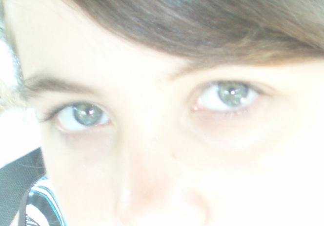 Les yeux sont le miroir de l'âme - Page 2 Mes_ye10