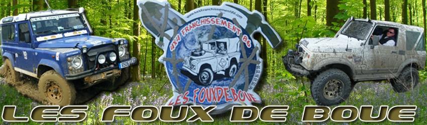 4X4 FRANCHISSEMENT 86