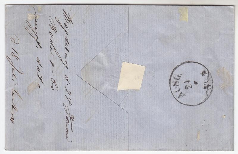 von / nach / durch Magdeburg bis 1870 18570611