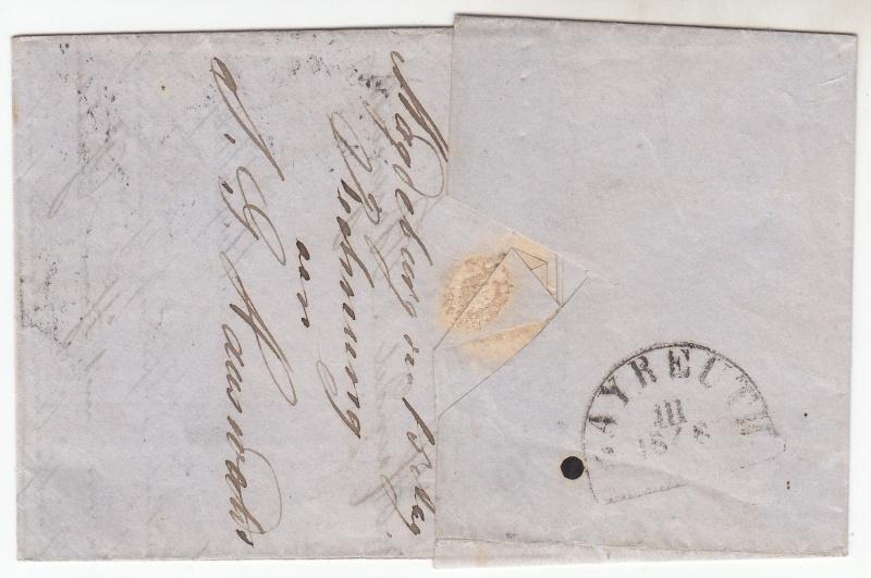 von / nach / durch Magdeburg bis 1870 18660811