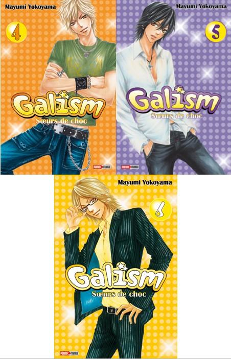 [Manga] Galism Soeurs de Choc Galism11