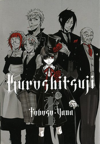[Manga/Anime] Black Butler Kurosh10