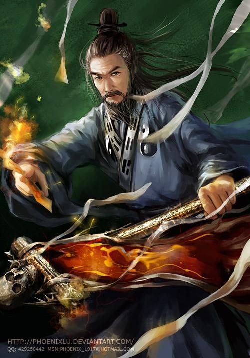 Satoru Yuriko Taoist11