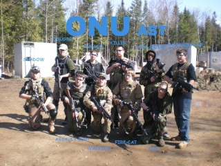 ONU airsoft team