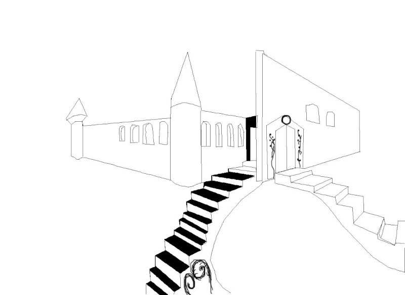 Assignment 24: two point perspective drawing Perspe10