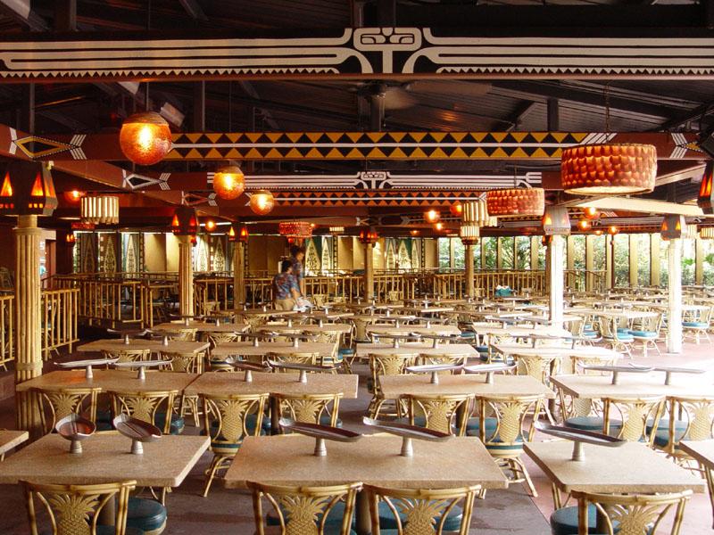 Disney's Spirit of Aloha  Dinner Show Dsc02310