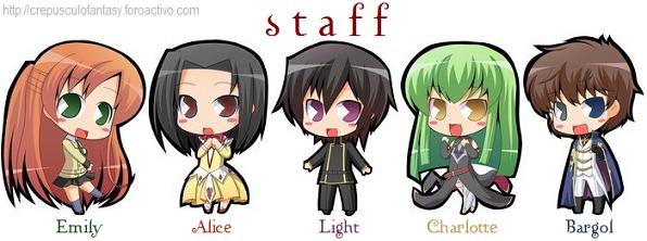 Grupos Staff310