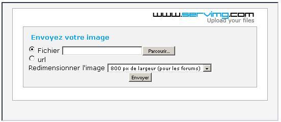 Inserer une image dans un message Parcou10