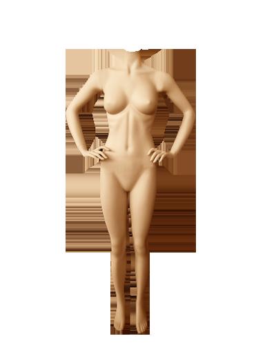 Mannequins pour robes  Corps_10