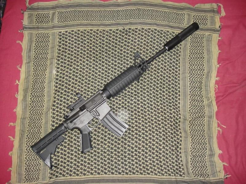 M4A1 King Arms Dsc00011