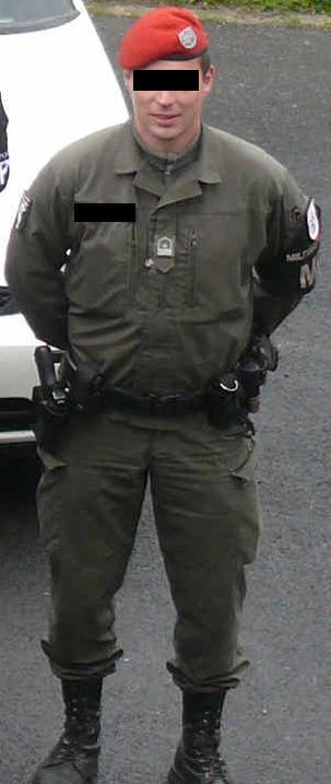 Police militaire Autrichienne Feld10