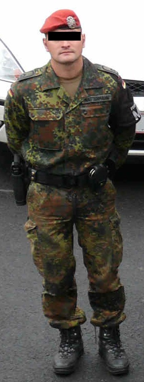 Tenue Feldjäger Feldja11