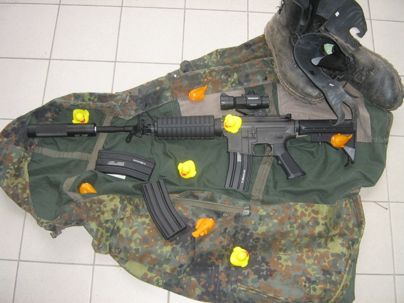M4A1 King Arms Img_6010
