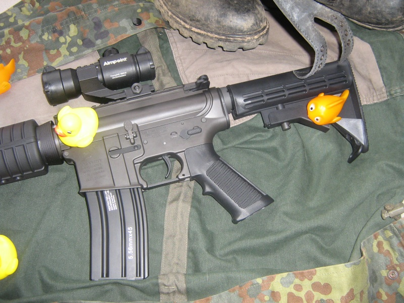 M4A1 King Arms Img_6011