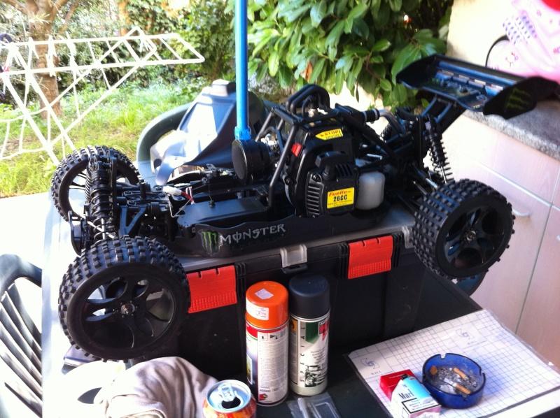 TT 1/5 4WD  NINCO maxim Img_0111