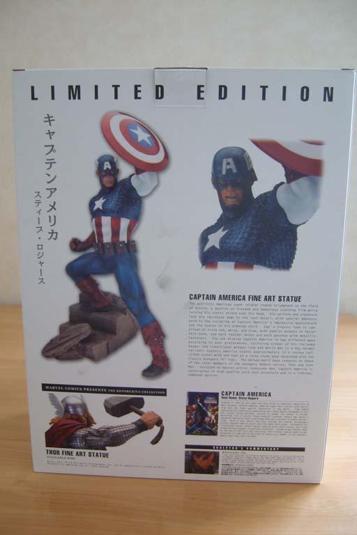 Avengers Reborn - CAPTAIN AMERICA Ca00110