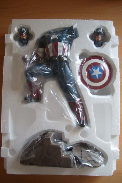 Avengers Reborn - CAPTAIN AMERICA Ca00210