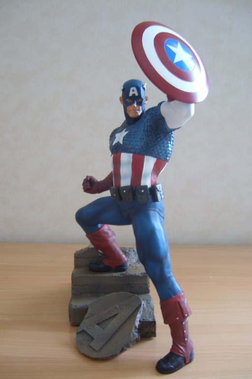 Avengers Reborn - CAPTAIN AMERICA Ca00410