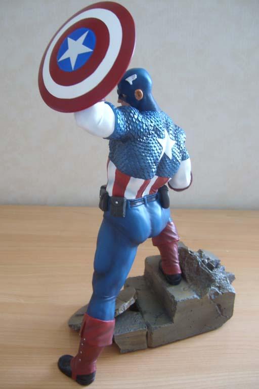 Avengers Reborn - CAPTAIN AMERICA Ca00510