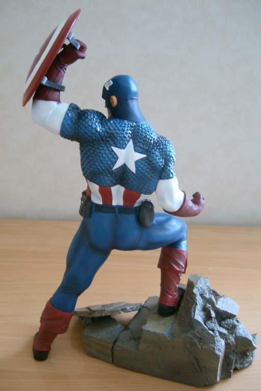 Avengers Reborn - CAPTAIN AMERICA Ca00610