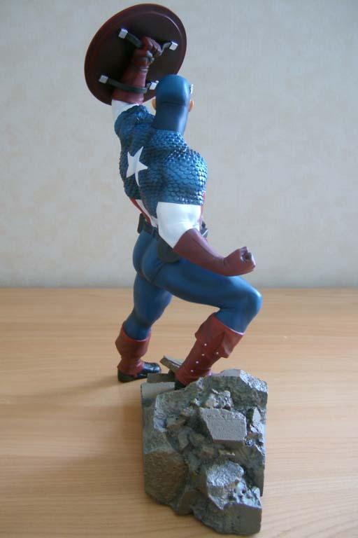 Avengers Reborn - CAPTAIN AMERICA Ca00710