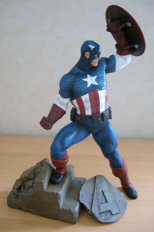 Avengers Reborn - CAPTAIN AMERICA Ca00810