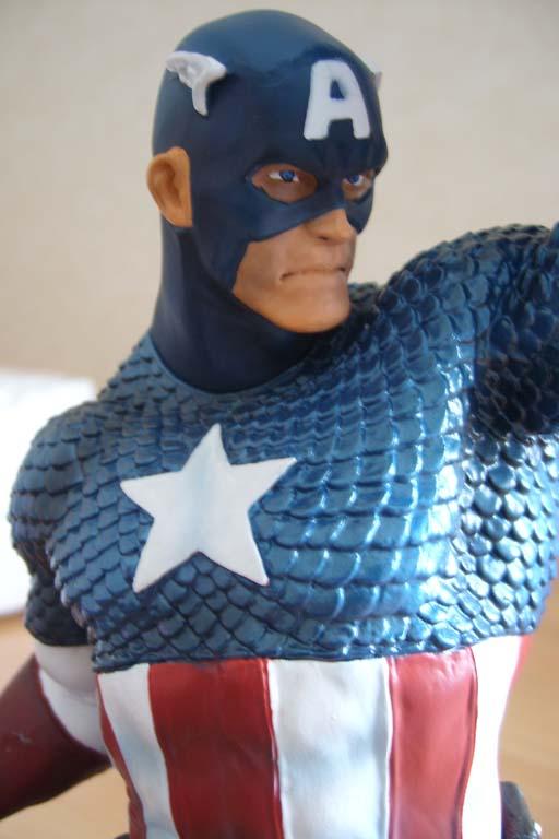 Avengers Reborn - CAPTAIN AMERICA Ca01010
